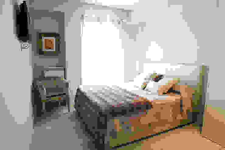 Reforma de vivienda integral. ELEGANT. DORMITORIO PRINCIPAL Dormitorios modernos: Ideas, imágenes y decoración de R-decora - Obras, Reformas y Decoración Moderno