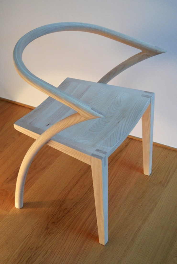 Asia Chair: modern  by Young Design, Modern