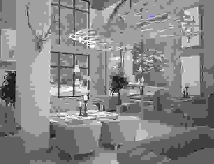 Ресторан в Краснодаре от DS Fresco Классический