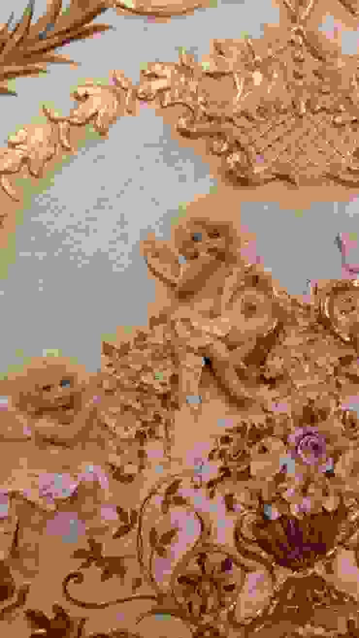 ангелы в классике Кухня в классическом стиле от Абрикос Классический
