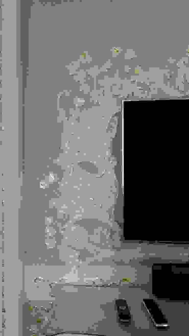 Salas de estar clássicas por Абрикос Clássico