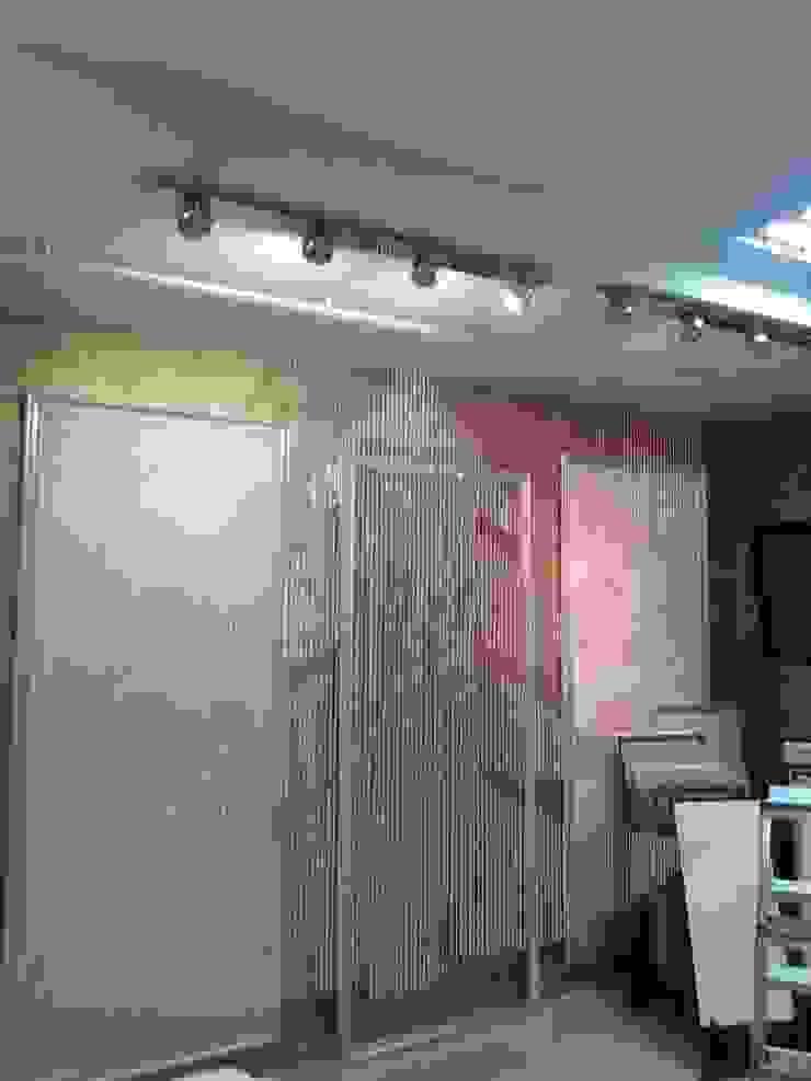 первые шторы из хрусталя от Абрикос Классический