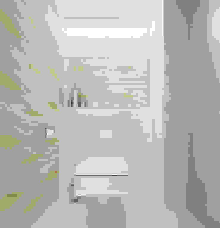 Коттедж Ванная в стиле лофт от DS Fresco Лофт