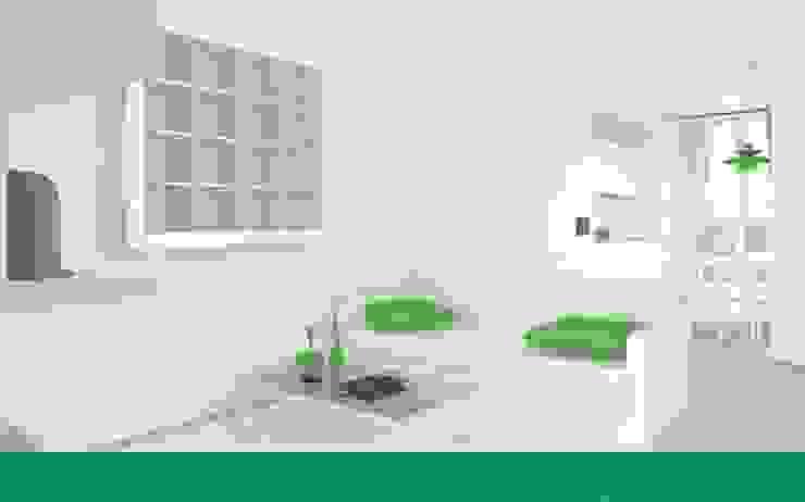 UMBERTO ALESI architetto Living room