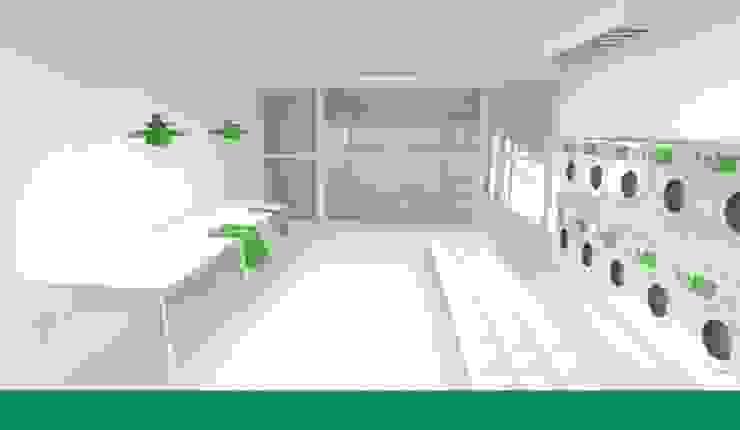 UMBERTO ALESI architetto Modern style dressing rooms