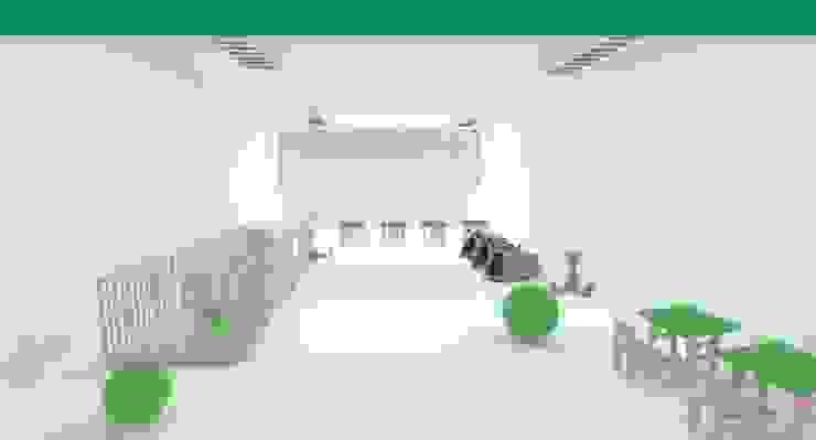 UMBERTO ALESI architetto Nursery/kid's room