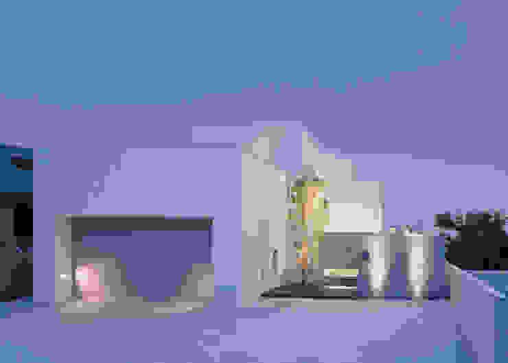 Houses by 株式会社細川建築デザイン, Modern