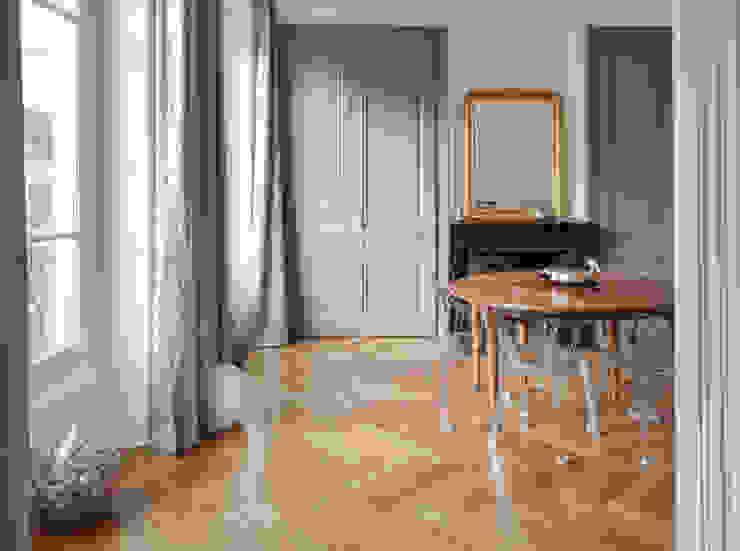 Rénovation d\'un appartement haussmannien à Lyon 06 by Marion ...