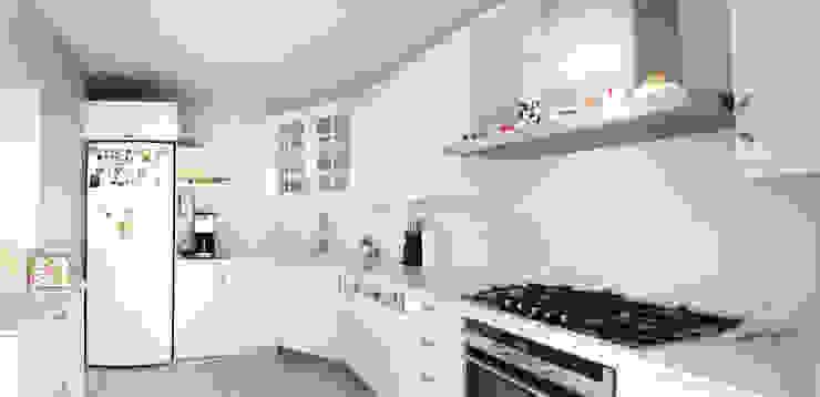 G.TURGUTLU BORNOVA EVİ As Tasarım - Mimarlık MutfakDolap & Raflar