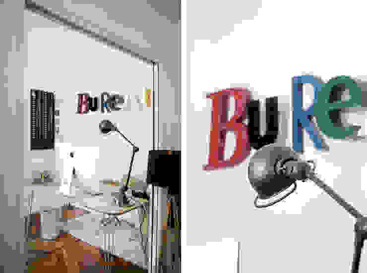 Рабочие кабинеты в . Автор – Marion Lanoë Architecte d'Intérieur,