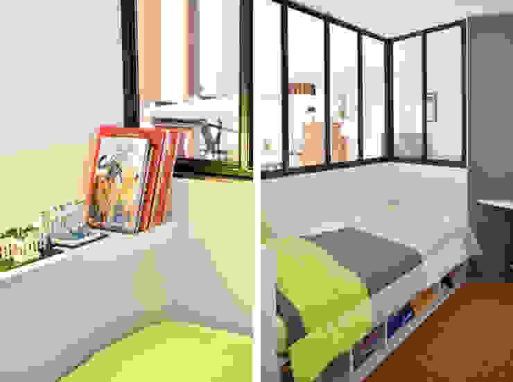 Modern Kid's Room by Marion Lanoë Modern