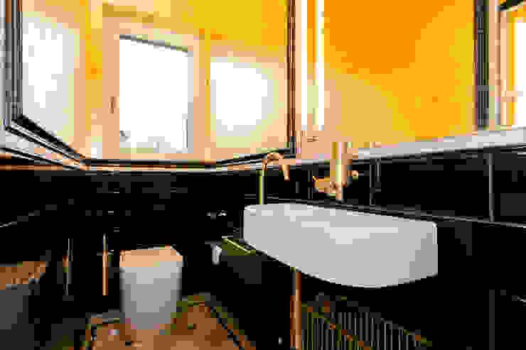Salle de bain originale par homify Éclectique