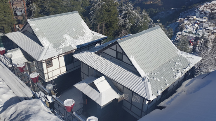 Good Hotels Shimla by Snow King Retreat