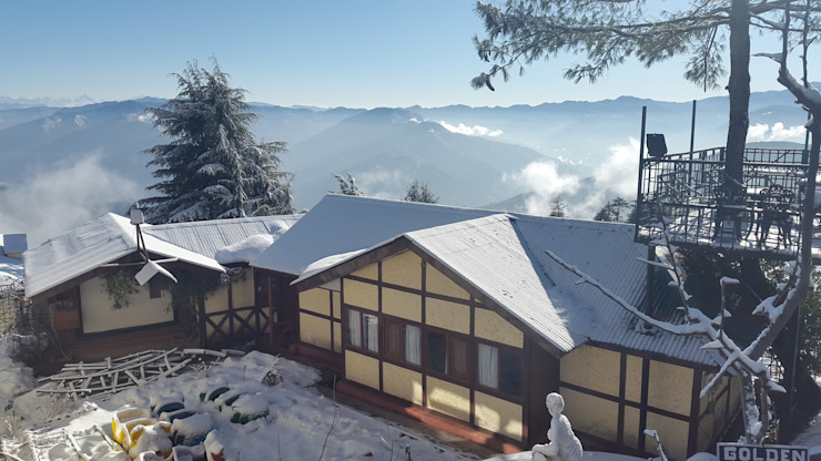 Resort In Kufri by Snow King Retreat