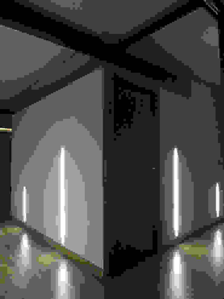 Vivienda Linterna Dormitorios de estilo minimalista de ZimmeR designer Minimalista