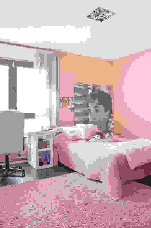 HABITACIÓN DE LA ARMONÍA Dormitorios de estilo ecléctico de AREA FENG SHUI │Arquitectura Interiorismo y Decoración Feng Shui Ecléctico