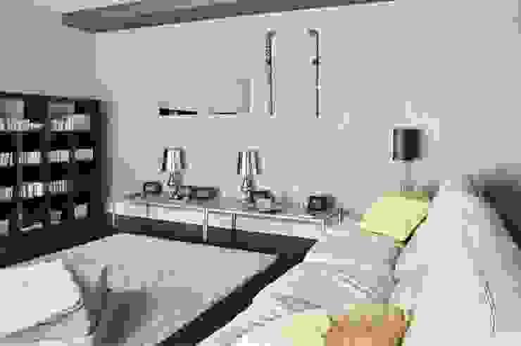 VIVIENDA UNIFAMILIAR 100% FENG SHUI de AREA FENG SHUI │Arquitectura Interiorismo y Decoración Feng Shui Moderno