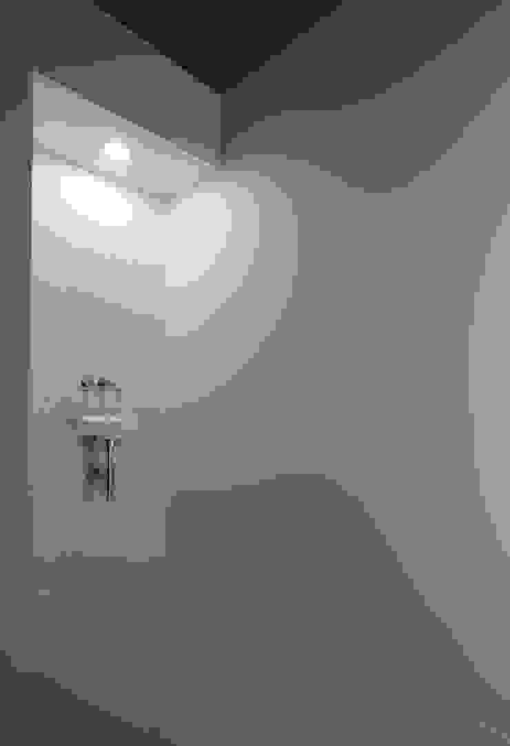 house ma モダンスタイルの 玄関&廊下&階段 の アークス建築デザイン事務所 モダン