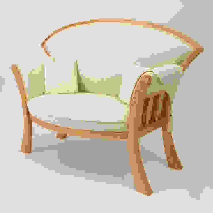 Cherry Chair: modern  by Cadman Furniture, Modern