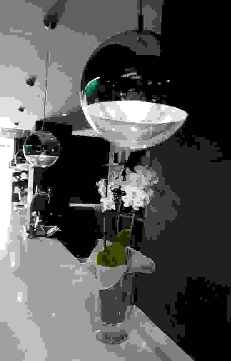 Cafetería 78 Copas Gastronomía de estilo moderno de ZimmeR designer Moderno