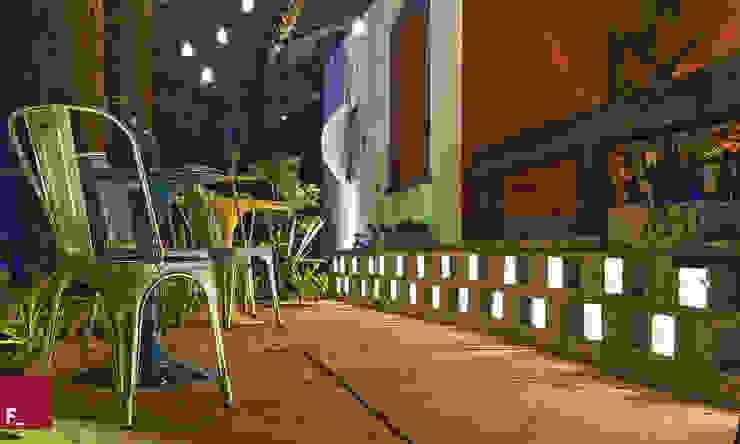Garden by Fadel Arquitetura