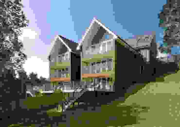 Camilia Cottage - site development design by Hampshire Design Consultancy Ltd.
