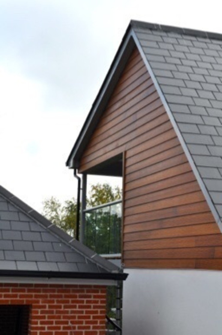 After - Side elevation by Hampshire Design Consultancy Ltd.