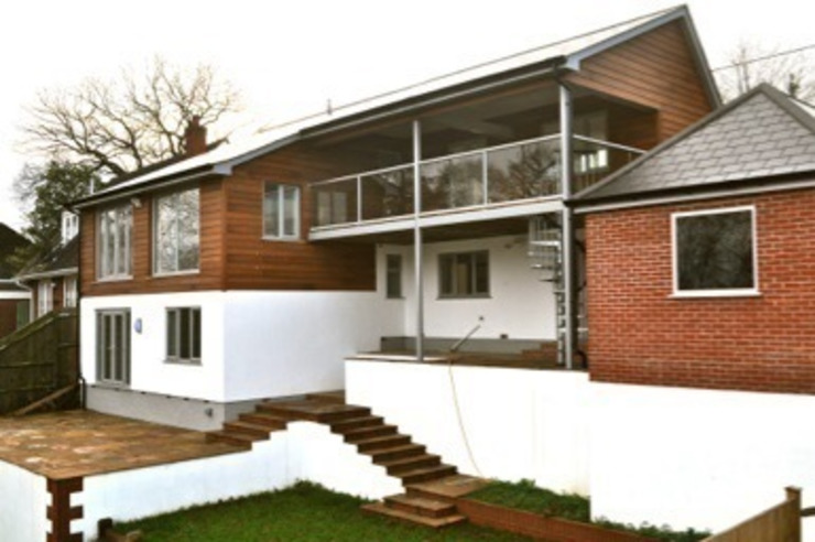 Camilia Cottage - After by Hampshire Design Consultancy Ltd.