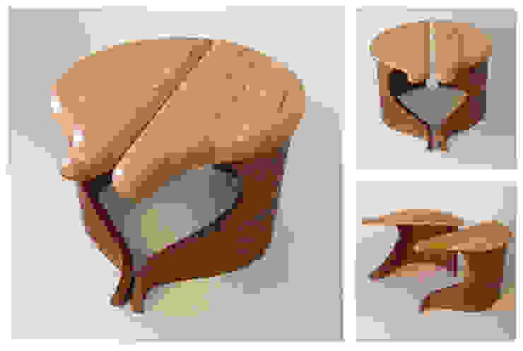 'Urchins': modern  by Cadman Furniture, Modern