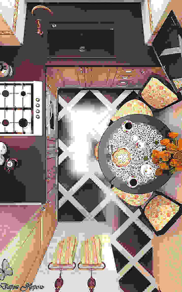 kitchen Кухня в классическом стиле от Your royal design Классический