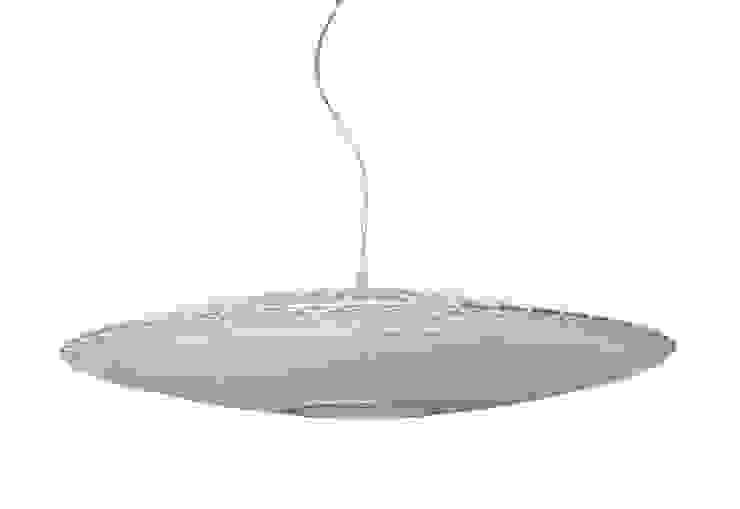 Disque hanglamp van Marc Th. van der Voorn Industrieel