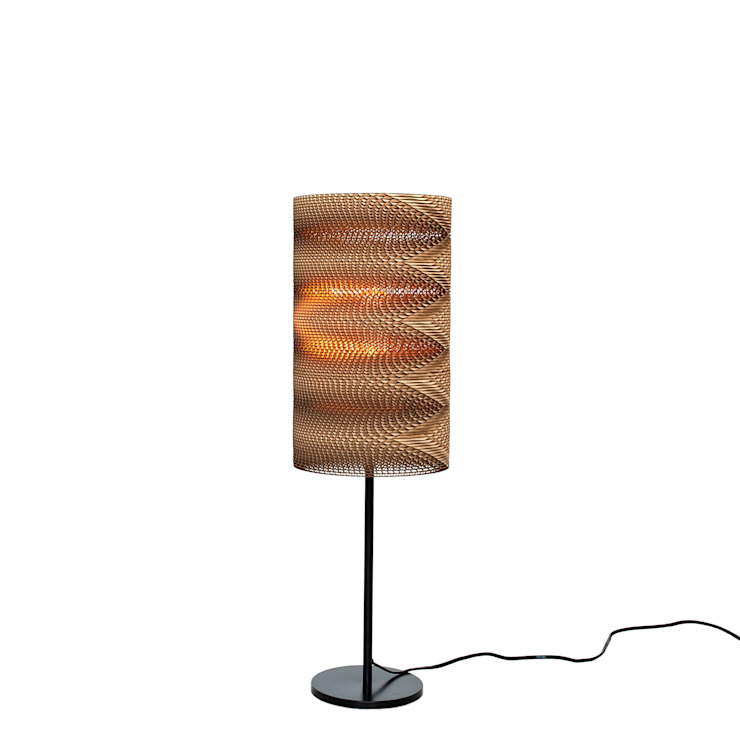 ZigZag table lamp от wishnya Лофт