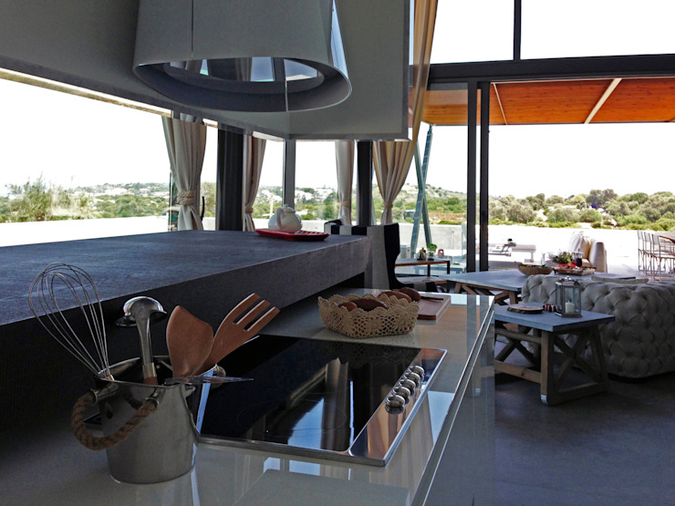 Aialoft Ayayorgi Unlimited Design Paisajismo de interiores