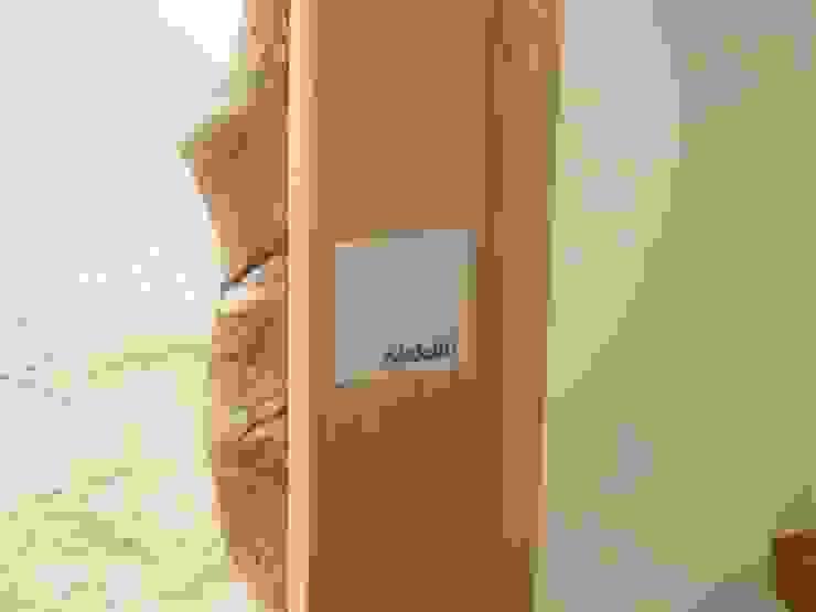 ドア 押手 オリジナルな 窓&ドア の 伊達剛建築設計事務所 オリジナル