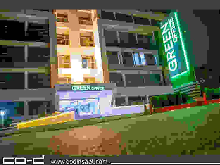 Green Offıce - Çukurambar T-COD Mimarlık Ltd. Modern