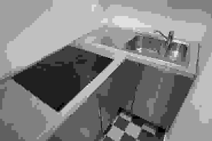Accidental Concrete KitchenBench tops