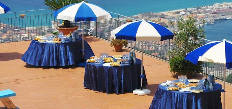 Prodotti Balcone, Veranda & Terrazza in stile moderno di EURO COOLING SYSTEM SRL Moderno