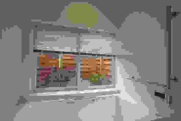 浴室 オリジナルスタイルの お風呂 の 伊達剛建築設計事務所 オリジナル