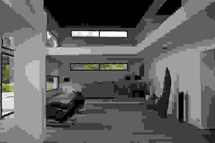 salon Salon moderne par scp duchemin melocco architectes Moderne