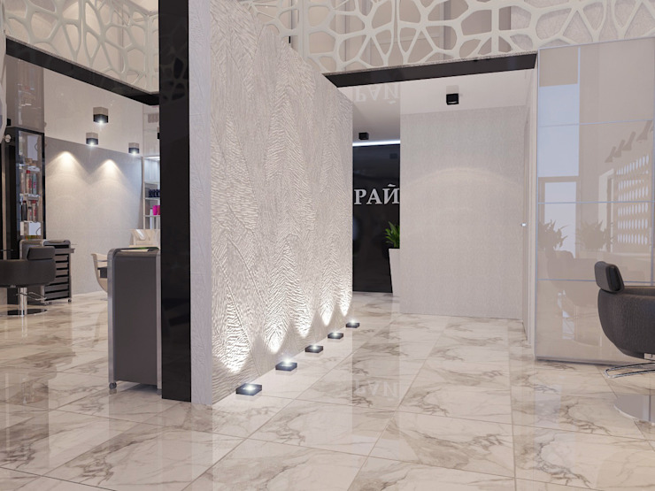 Design Projects Modern spa