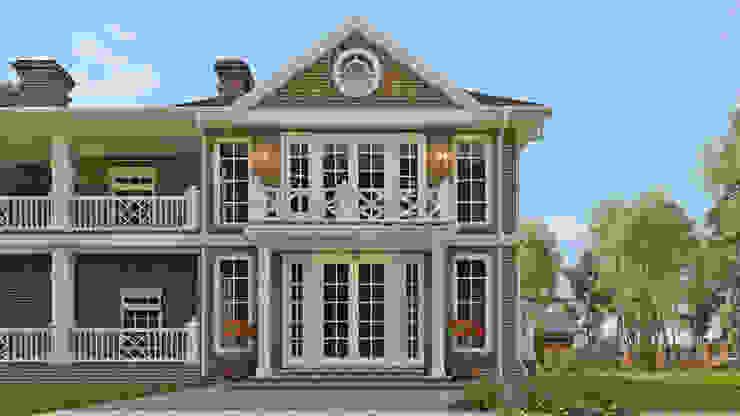 Дом в Пестово Дома в классическом стиле от Вадим Бычков Классический