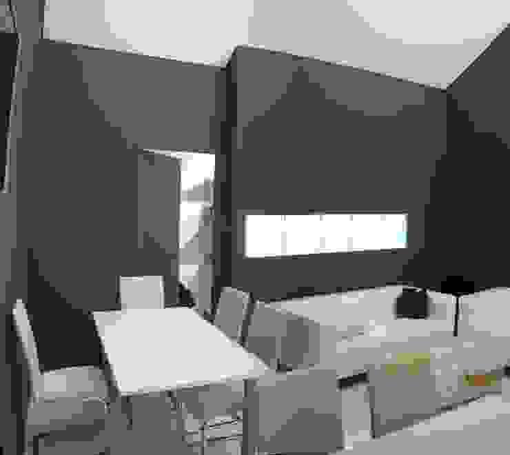 Foto Interno Allestimenti fieristici in stile minimalista di Studio Arch. Matteo Calvi Minimalista