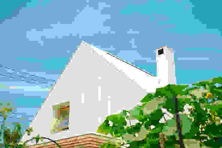 外観3 モダンな 家 の 石塚和彦アトリエ一級建築士事務所 モダン
