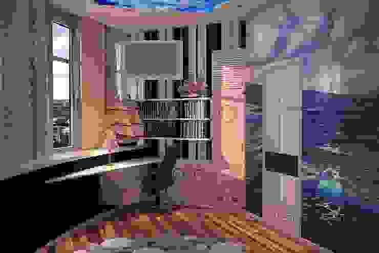 детская Детская комнатa в классическом стиле от студия Design3F Классический