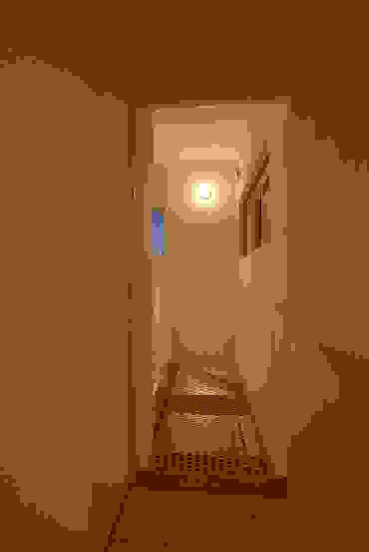 Ⅰ邸 オリジナルスタイルの 寝室 の 伊達剛建築設計事務所 オリジナル