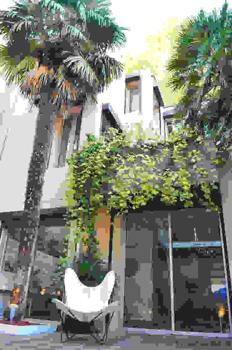 Moderne huizen van Slowgarden Modern