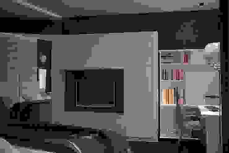 спальня Спальня в классическом стиле от студия Design3F Классический