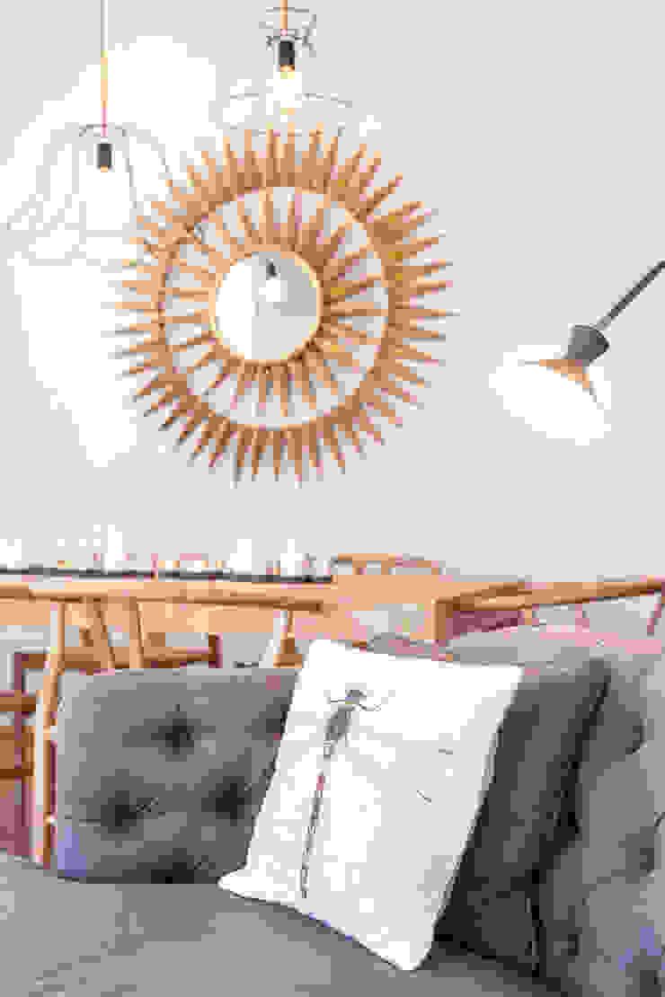 Dining room - details Salas de jantar modernas por Staging Factory Moderno