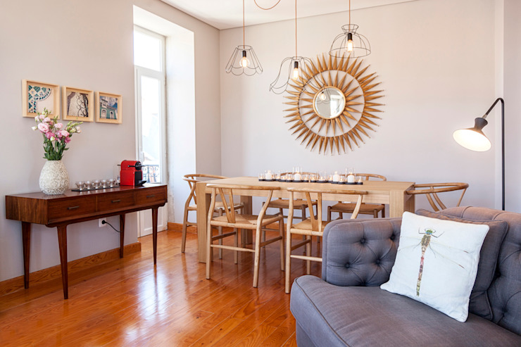Salas de jantar  por Home Staging Factory