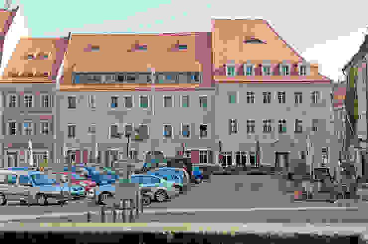 """nach der Restaurierung   Gebäudeensemble Markt 19 - """"Hotel Weisser Schwan"""", Markt 20 - """"Napoleon Haus"""" Seidel+Architekten"""